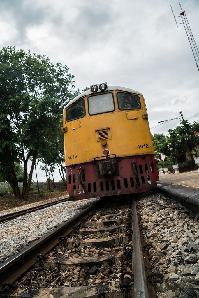 tren de la muerte