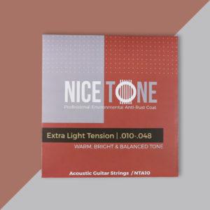 NICETONE NTA12 木吉他套弦