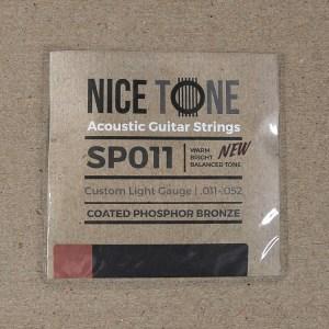 NICETONE SP011 木吉他套弦(Made in USA)