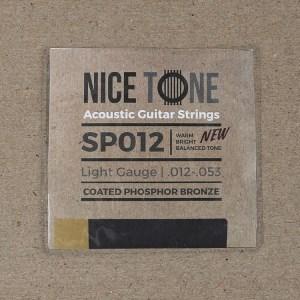 NICETONE SP012 木吉他套弦(Made in USA)
