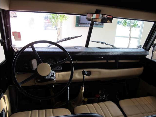 1979 Land Rover Series III 109 Wagon SOLD Jlr Classics