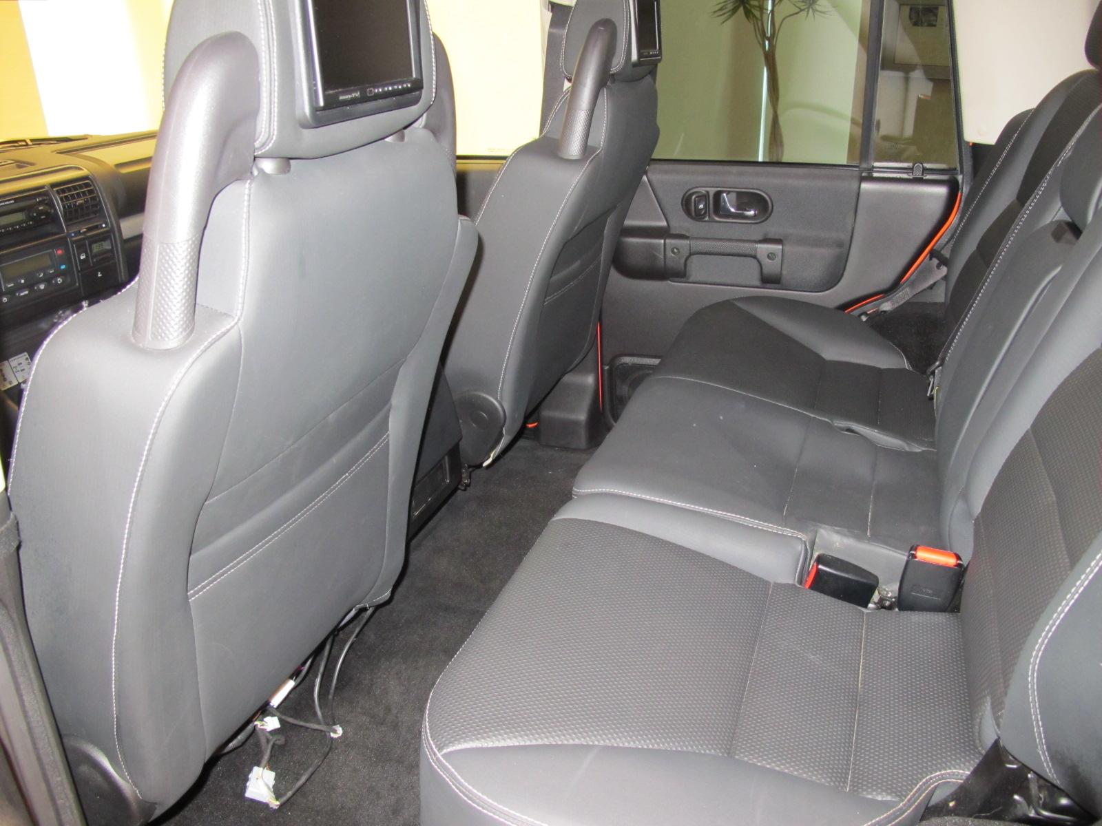 2004 Land Rover G4 SOLD jlr classics