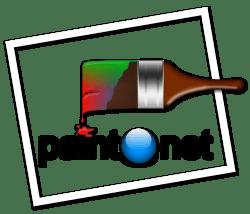 Paint.net logo 250