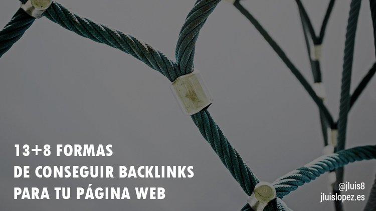 formas conseguir backlinks