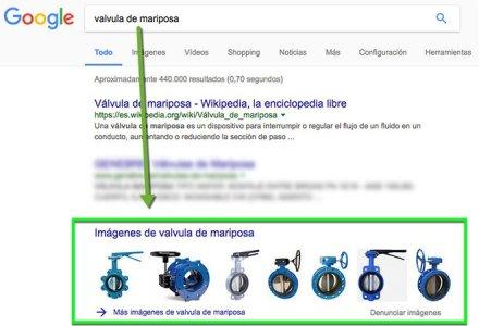 consejos rankear google imagenes