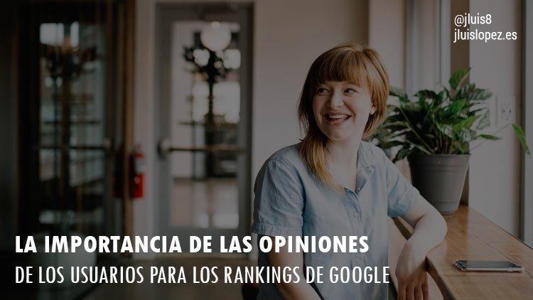 opiniones usuarios ranking