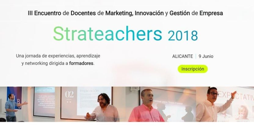 evento strateachers 2018