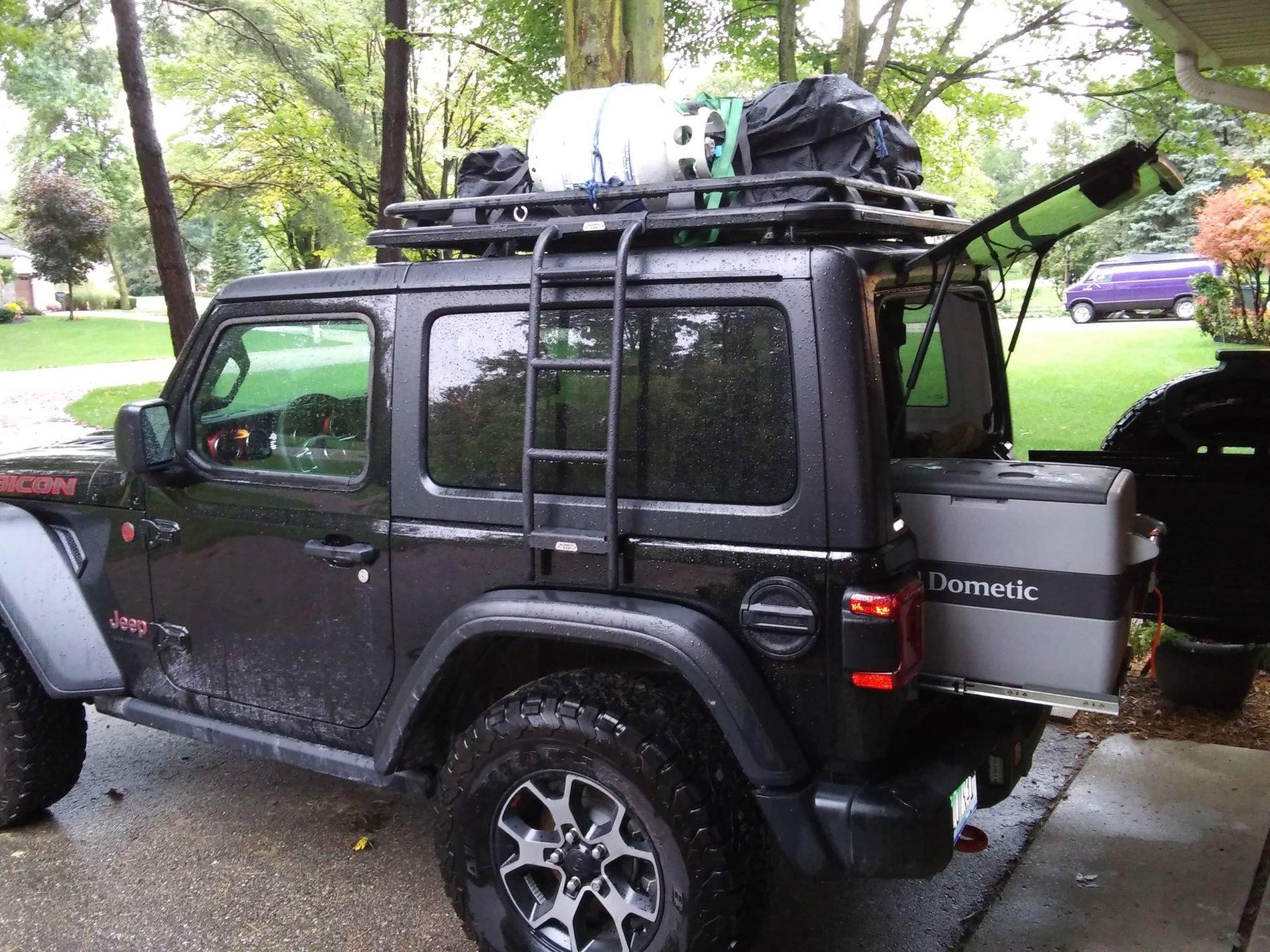 maximus 3 jl 2 door roof rack system