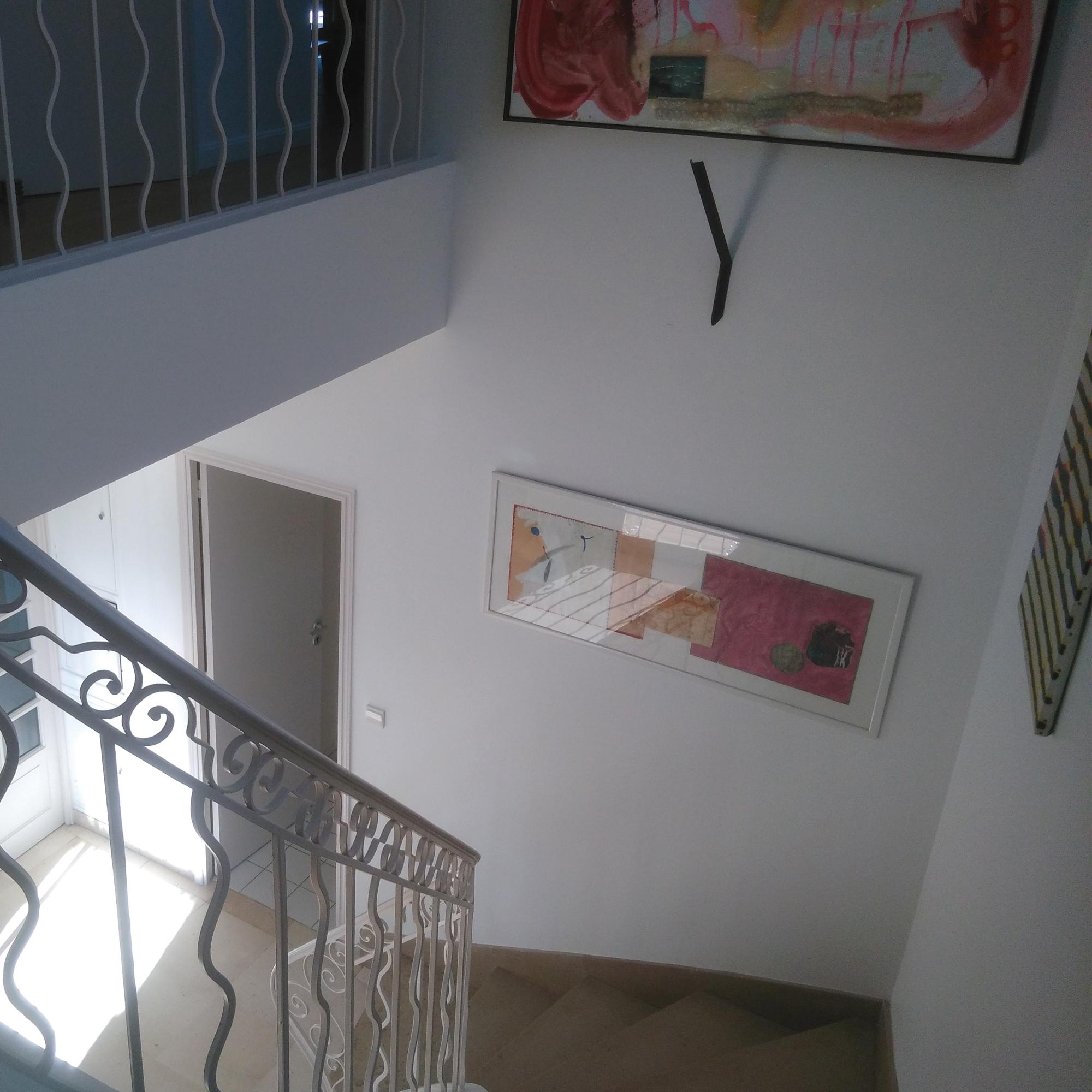 Rénovation cages d'escalier Bandol