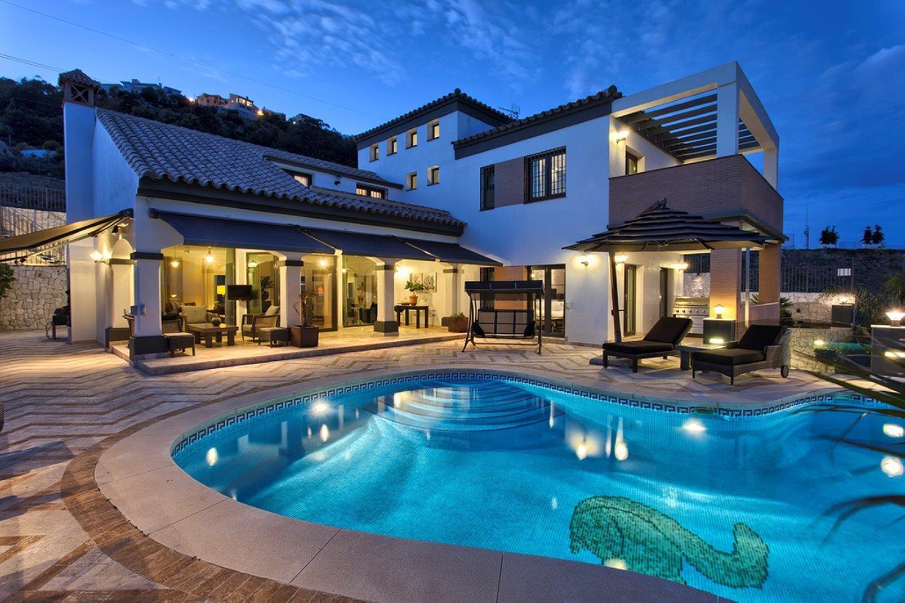 Malaga luxury homes koopt u met uw Nederlandse makelaar in Malaga