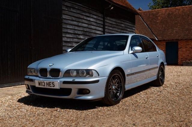 BMW M5 4.9
