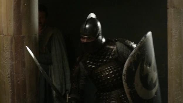 ¡Suficiente, ser Vardis! ¡No golpee más paredes!