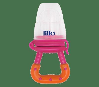 Alimentador Infantil Lillo Rosa
