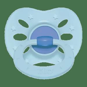 Chupeta Lillo Extra Air Ortodôntica Azul nº 1