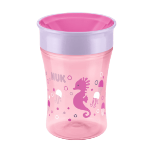 Copo Nuk Magic Cup Antivazamento Silicone Girl