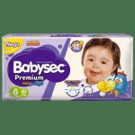 Fralda Babysec Premium Galinha Pintadinha Mega – Tamanho G