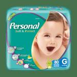 Fralda Personal Baby Hiper – Tamanho G
