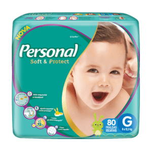 Fralda Personal Baby Hiper - Tamanho G