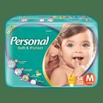 Fralda Personal Baby Mega - Tamanho M