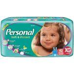 Fralda Personal Baby Mega - Tamanho XG
