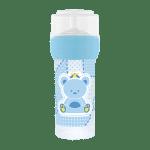 Mamadeira Lillo Primeiro Passos Silicone Azul 260 ml