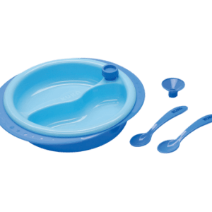 Prato Kuka Térmico Azul