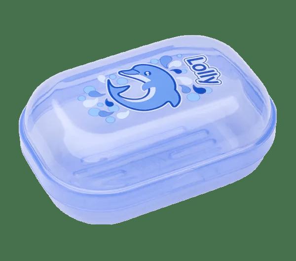 Saboneteira Lolly Oceano Azul