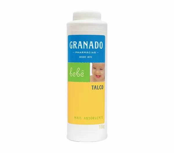 Talco Granado Bebê