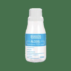 Álcool Líquido 70% Farmax