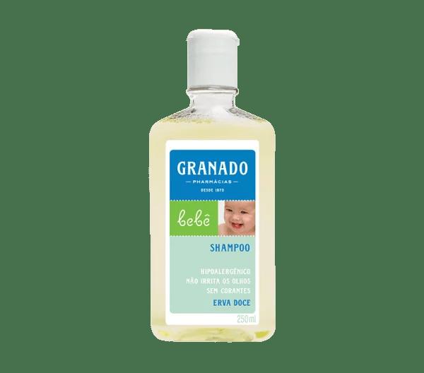 Shampoo Granado Bebê Erva Doce