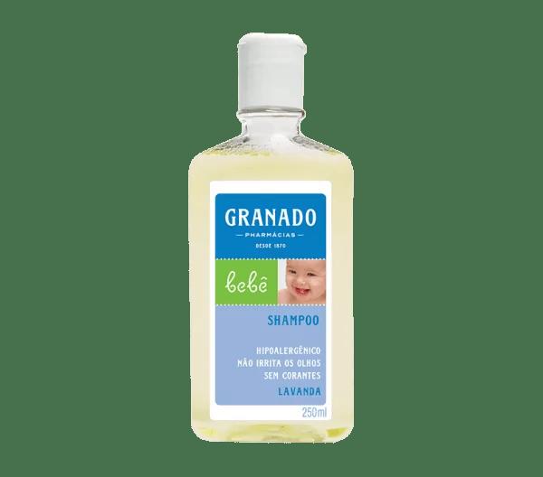 Shampoo Granado Bebê Lavanda
