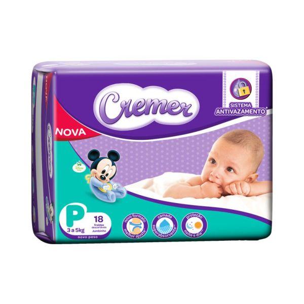 Fralda Cremer Disney Baby Jumbinho