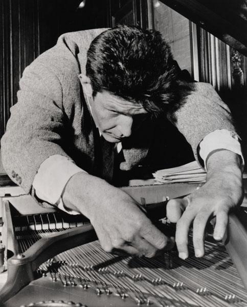 John Cage et le Piano Préparé (4)
