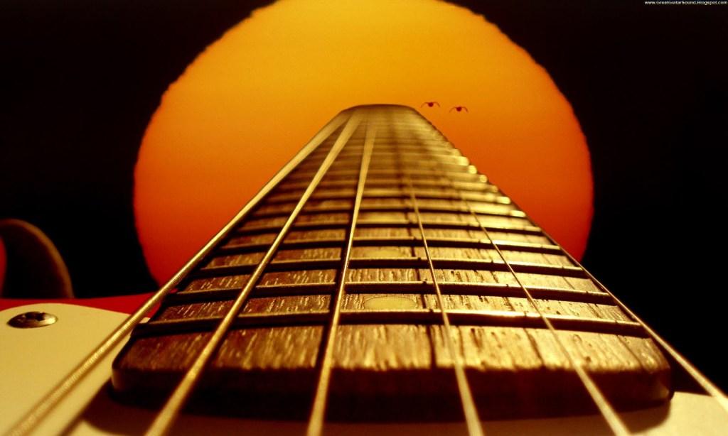 Connaître le manche de la guitare – Les Gammes – 1