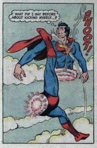super kicking