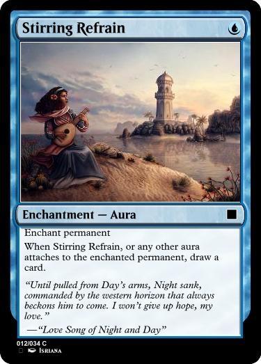 stirring-refrain