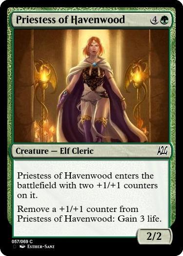 Priestess of Havenwood