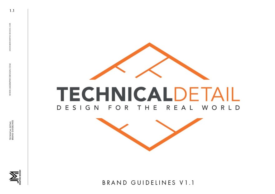 Architectural Technologist Logo Brand Identity London