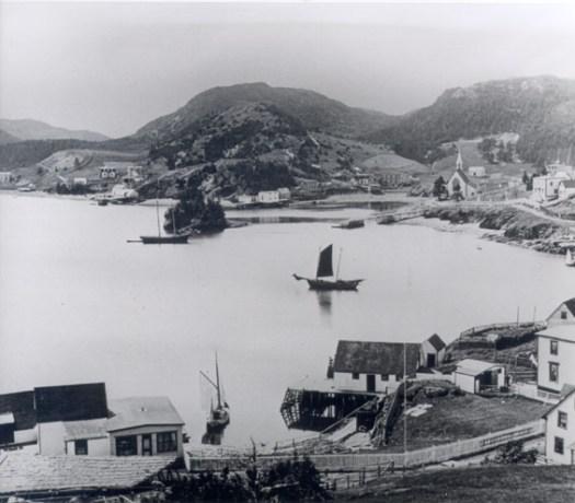 harbor buffet 1907