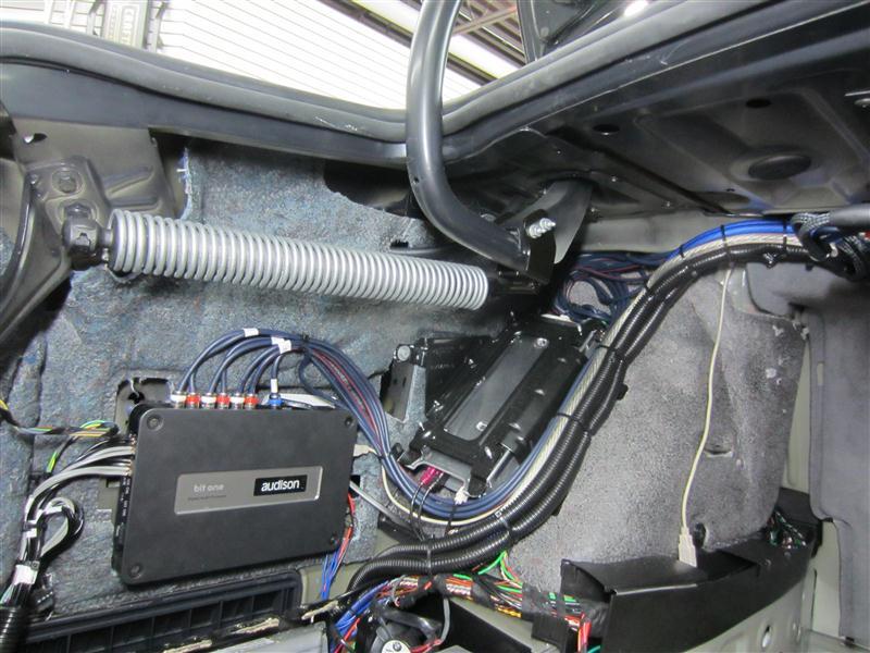 custom installation bmw