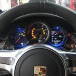 Porsche Laser Detector