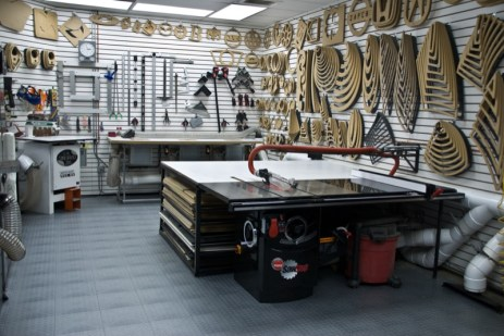 Fabrication Room
