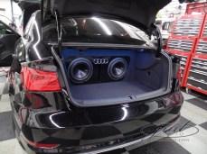 Audi S3 Audio