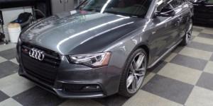 Audi S5 Radar