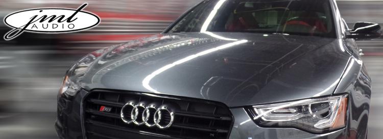 University City Audi S Radar And Laser Custom System - Audi s5 custom