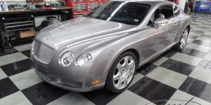 St. Louis Client Gets Bentley Continental Technology Upgrade