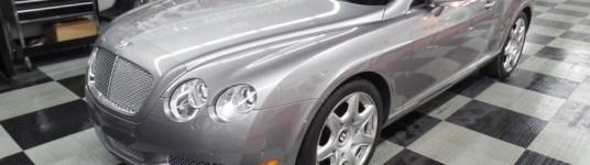Bentley Continental Technology