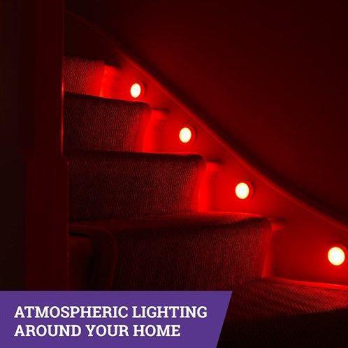mood magic colour changing led lights