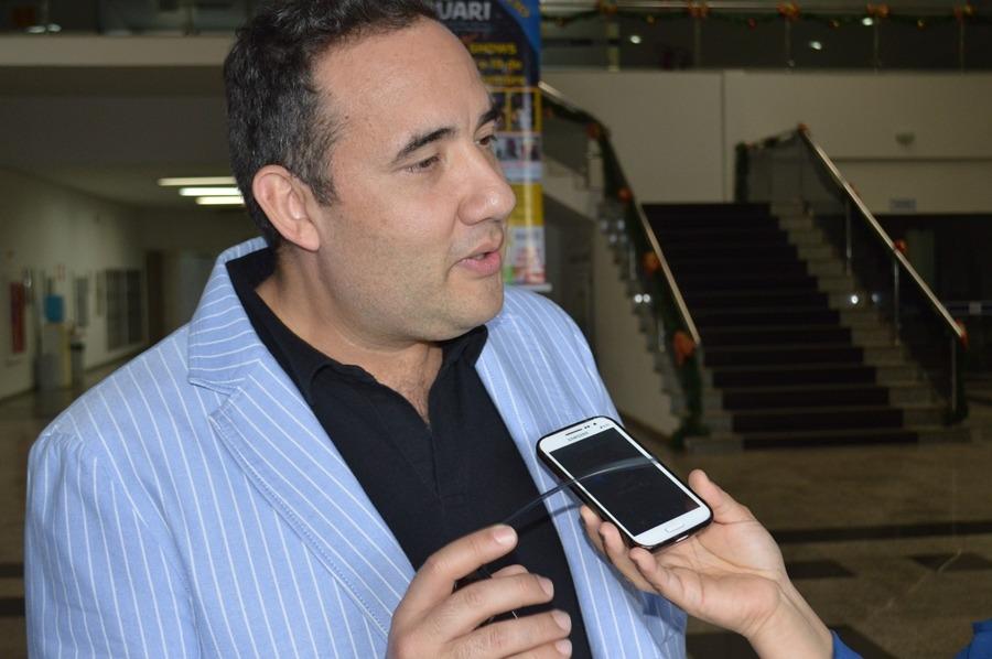 Ap. Sérgio Paulo Guimarães, líder do CIMETO