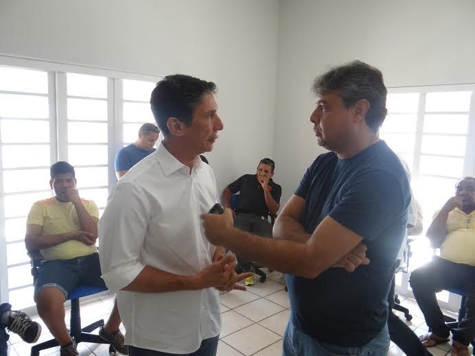 De acordo com o presidente da comissão provisória do PTB em Palmas, Ricardo Abalem, a ideia do diálogo é pensando em uma composição na proporcional e no segundo momento articular uma formação majoritária